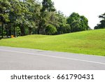 parks   garden | Shutterstock . vector #661790431