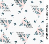 abstract summer pattern with...
