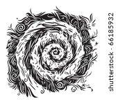 spiral | Shutterstock .eps vector #66185932