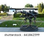lausanne  switzerland    june... | Shutterstock . vector #661862599