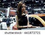 thailand  3 december 2016 ... | Shutterstock . vector #661872721