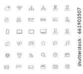 internet icon on white...