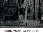 Scary Ghost Woman In Haunted...