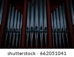 Details Of Organ In Church....