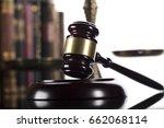 law. | Shutterstock . vector #662068114