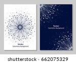 modern vector templates for... | Shutterstock .eps vector #662075329