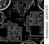 technical drawing   Shutterstock . vector #66207673