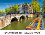 Stunning Amsterdam Canals And...