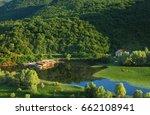 Rijeka Crnojevica River Near...
