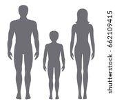 vector illustration of man ... | Shutterstock .eps vector #662109415