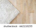laminate parquete floor. light...   Shutterstock . vector #662110255