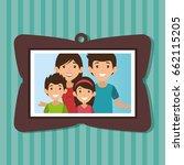 family related design | Shutterstock .eps vector #662115205