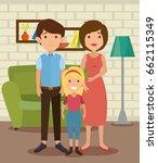 family related design | Shutterstock .eps vector #662115349