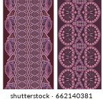 Vertical Seamless Pattern With...