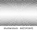 abstract halftone dotted... | Shutterstock .eps vector #662141641