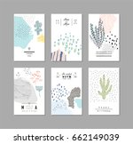 collection of creative... | Shutterstock .eps vector #662149039