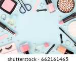 set of professional decorative... | Shutterstock . vector #662161465