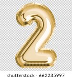 brilliant number two   2 letter ... | Shutterstock . vector #662235997