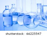 laboratory glass | Shutterstock . vector #66225547