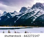 Banff National Park Winter Mountain - Fine Art prints