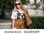 paris september 28  2016....   Shutterstock . vector #662285389
