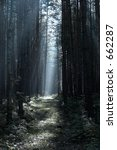 ray of light | Shutterstock . vector #662287