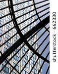 through the skylight | Shutterstock . vector #662330