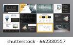 original presentation... | Shutterstock .eps vector #662330557