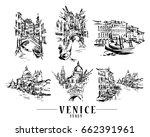 Venice Vector Illustration Mad...