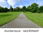 stone steps and pathway at a...   Shutterstock . vector #662404669