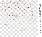 abstract background with many... | Shutterstock .eps vector #662417569