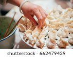 Making Dumplings During Spring...