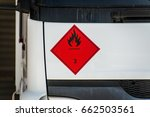 front view of a service and... | Shutterstock . vector #662503561