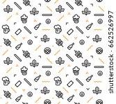 beer pattern geometric | Shutterstock .eps vector #662526997
