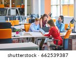 startup business people group... | Shutterstock . vector #662539387