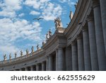 rome is one of the world's... | Shutterstock . vector #662555629