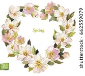 greeting card with jasmine...
