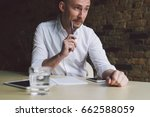 examine.   Shutterstock . vector #662588059
