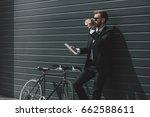 Stylish Businessman With...