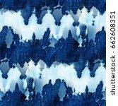 seamless tie dye pattern of... | Shutterstock . vector #662608351