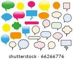 vector illustration of... | Shutterstock .eps vector #66266776