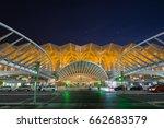 lisbon  portugal   june  06 ... | Shutterstock . vector #662683579