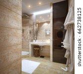 modern urban contemporary...   Shutterstock . vector #662738125