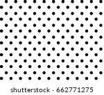 polka dot pattern | Shutterstock .eps vector #662771275