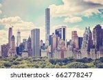 retro toned picture of upper...   Shutterstock . vector #662778247