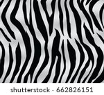 tiger pattern  print  stripes ... | Shutterstock .eps vector #662826151
