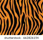 Tiger Pattern  Print  Stripes ...