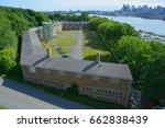 montreal canada 06 12 17  fort... | Shutterstock . vector #662838439