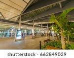 ssr airport  mauritius   june... | Shutterstock . vector #662849029