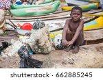 senga bay  malawi   september... | Shutterstock . vector #662885245